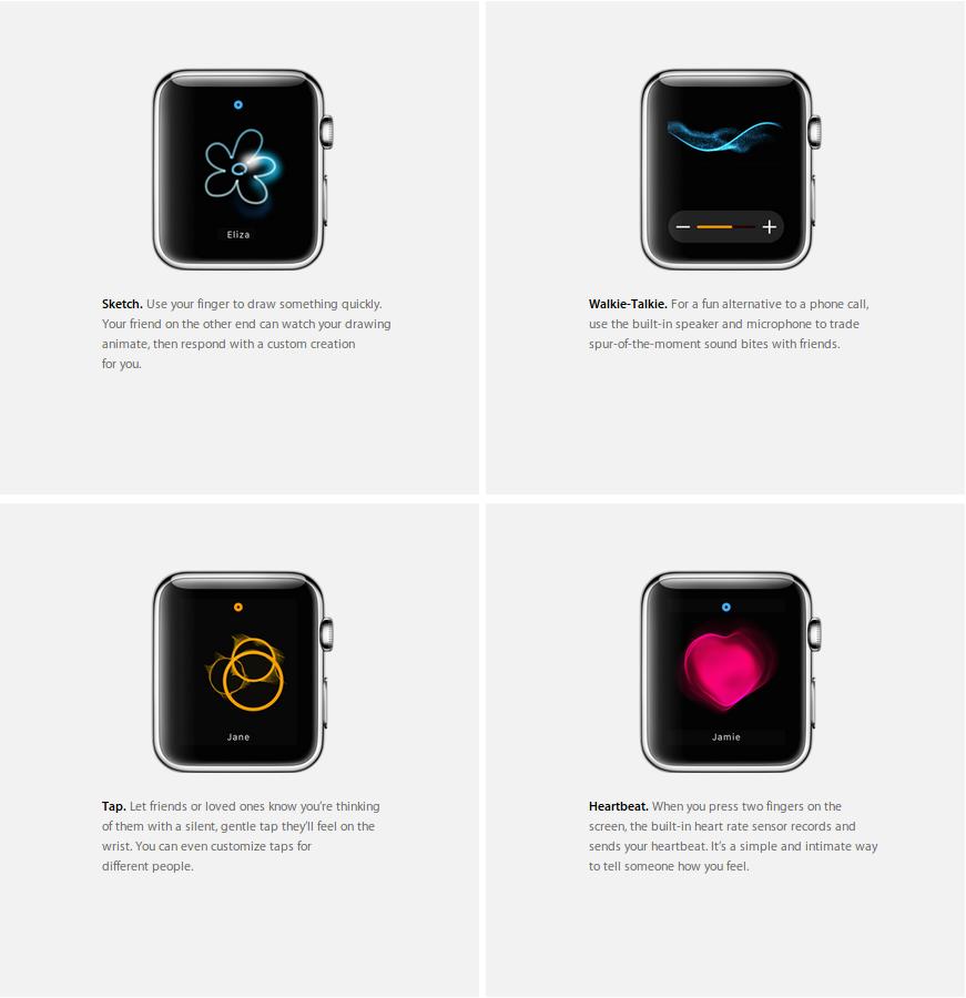 AppleWatchmesaje